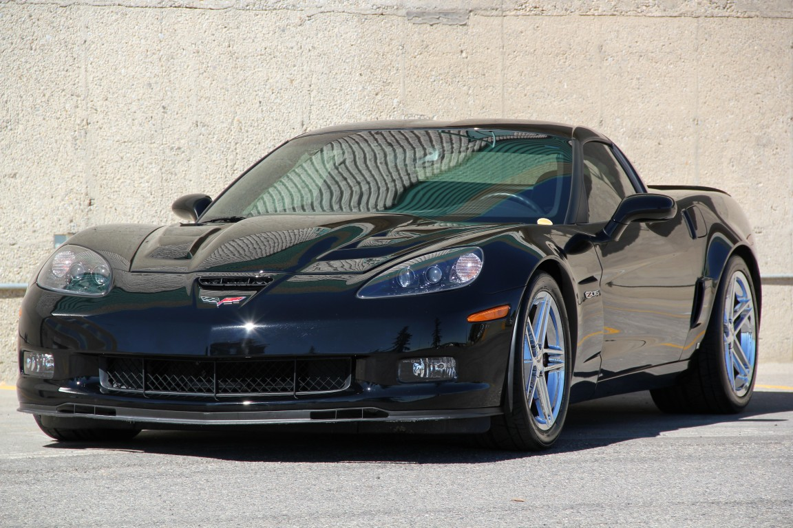 2008 Chevrolet Corvette Z06 Supercharged Mti Racing