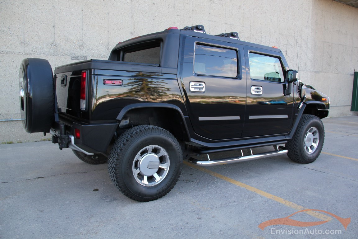 2008 H2 Hummer Sut Luxury Package Envision Auto