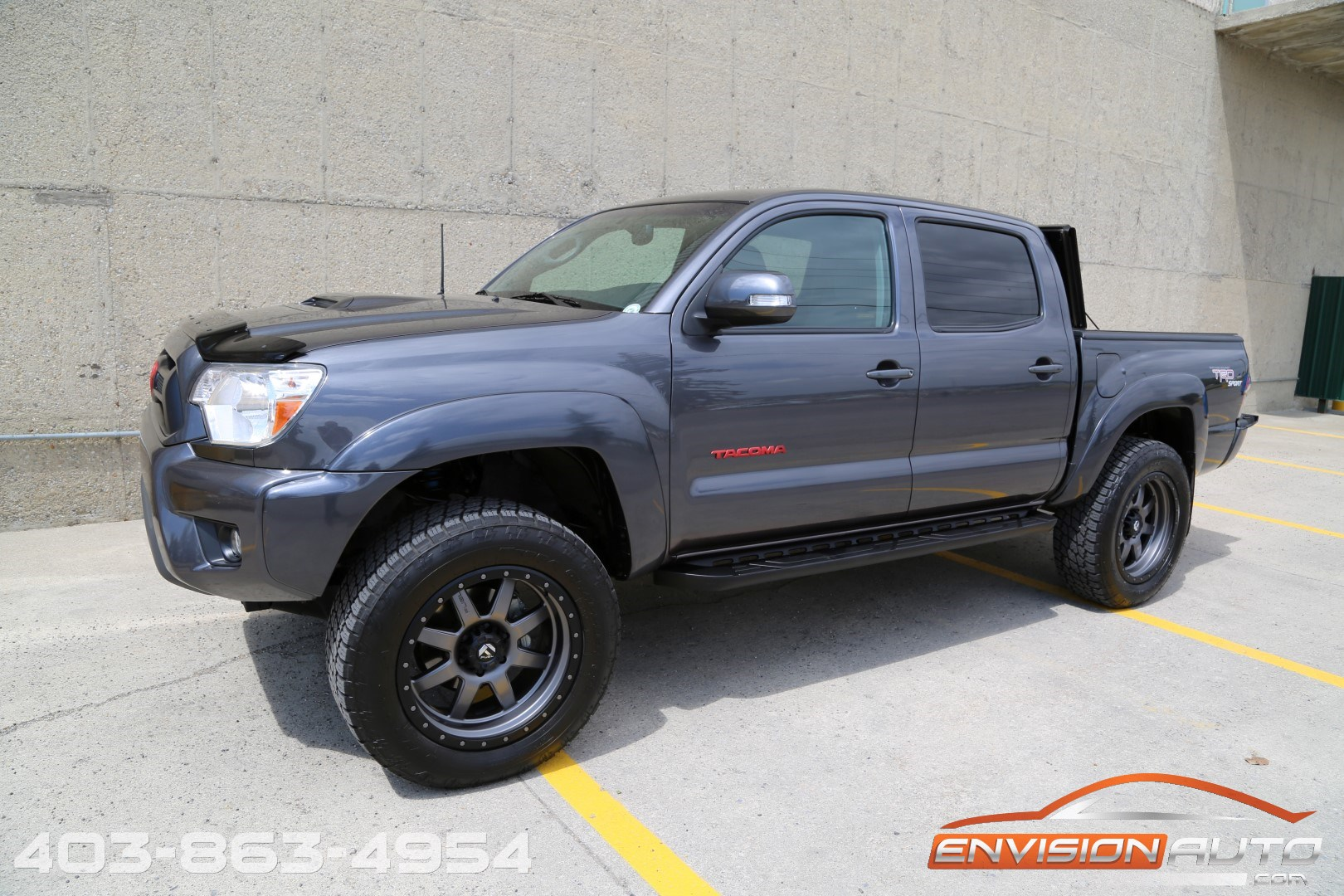 2012 Toyota Tacoma Double Cab TRD Sport 4×4 – Lifted ...